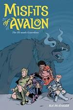 Misfits of Avalon Volume 2