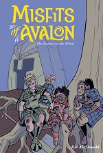 Misfits of Avalon Volume 3