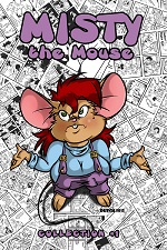 Misty The Mouse Volume 1
