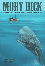 Moby Dick: Back from the Deep #1
