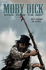 Moby Dick: Back from the Deep #2