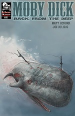 Moby Dick: Back from the Deep #3