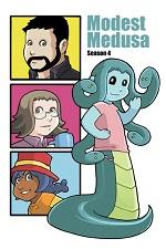 Modest Medusa Season 4