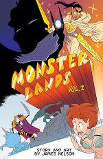 Monster Lands Volume 2