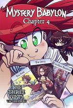 Mystery Babylon Chapter 4