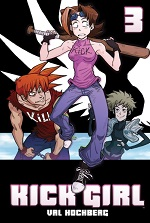 Kick Girl Volume 3
