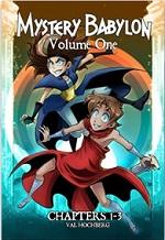 Mystery Babylon Omnibus Volume 1