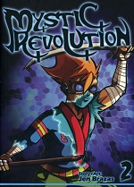 Mystic Revolution Vol. 2