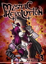 Mystic Revolution Vol. 3