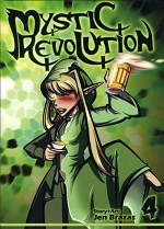 Mystic Revolution Vol. 4