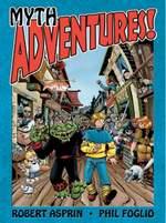 Myth Adventures Graphic Novel