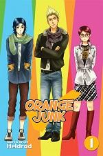 Orange Junk Volume 1