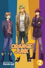 Orange Junk Volume 2