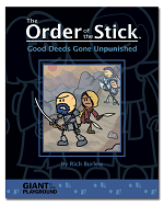 Order of the Stick Volume 1/2