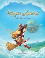 Pepper & Carrot Volume 1