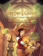 Pepper & Carrot Volume 2