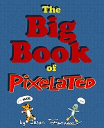 Pixelated Book 1