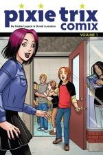 Pixie Trix Comix Volume 1