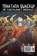The Quackup Adventures Volume 1