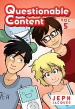 Questionable Content Vol. 5