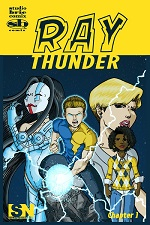 Ray Thunder Chapter 1