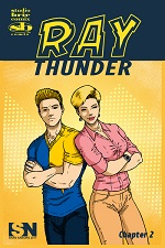 Ray Thunder Chapter 2