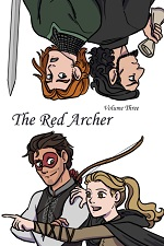 The Red Archer Volume 3