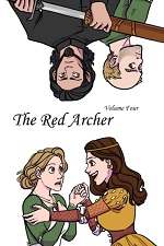 The Red Archer Volume 4