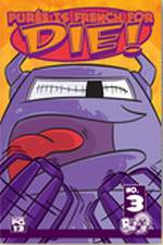 Robot Friday Book 3