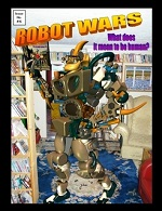 Robot Wars Issue 6