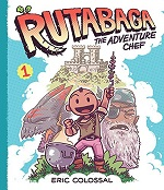 Rutabaga: Adventure Chef Volume 1