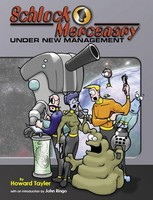 Schlock Mercenary 3