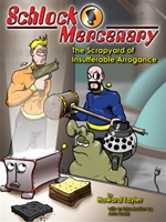 Schlock Mercenary 5
