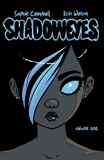 Shadoweyes Omnibus Vol. 1