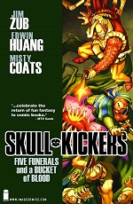Skullkickers Volume 2