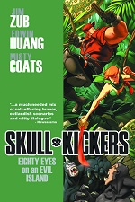 Skullkickers Volume 4