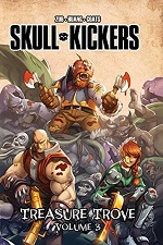 Skullkickers Treasure Trove Volume 3