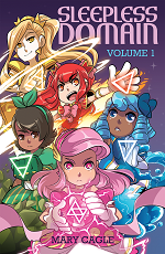 Sleepless Domain Volume 1