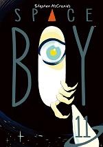 Space Boy Volume 11