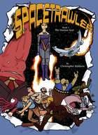 Spacetrawler Book 1