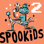 Spookids Issue 2