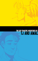 TJ and Amal Volume Complete Omnibus