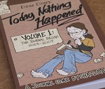 Today Nothing Happened Volume 1
