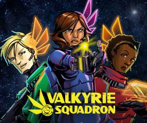 Valkyrie Squadron