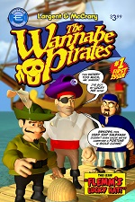 The Wannabe Pirates Issue 1