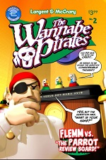The Wannabe Pirates Issue 2