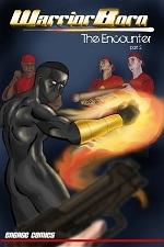 WarriorBorn Issue 3